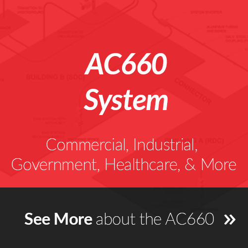 AC660 Pneumatic Tube System