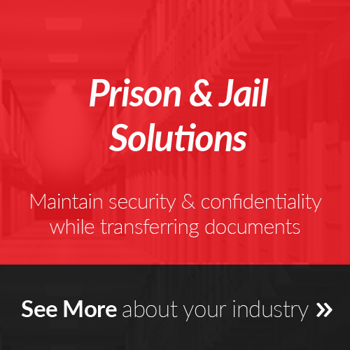prison & jail pneumatic tube solutions