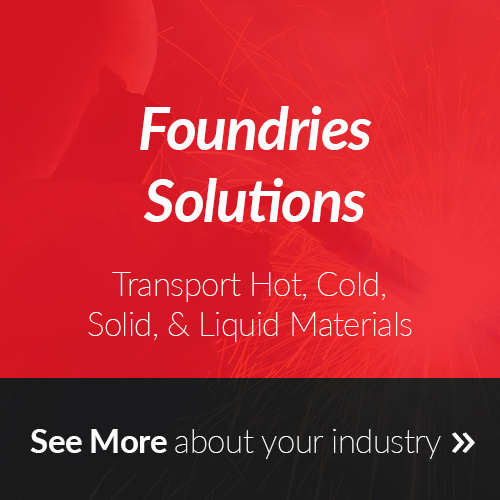 foundries pneumatic tube solutions