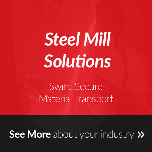 steel mills pneumatic tube solutions